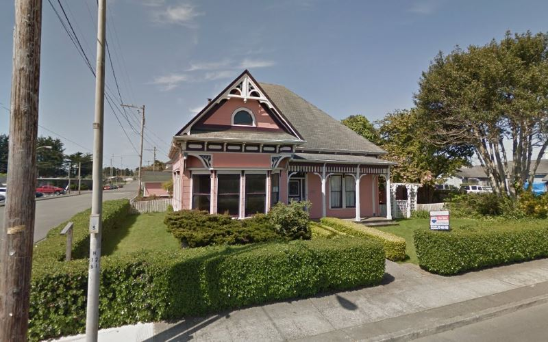 Beware the Mcnulty house in Crescent City