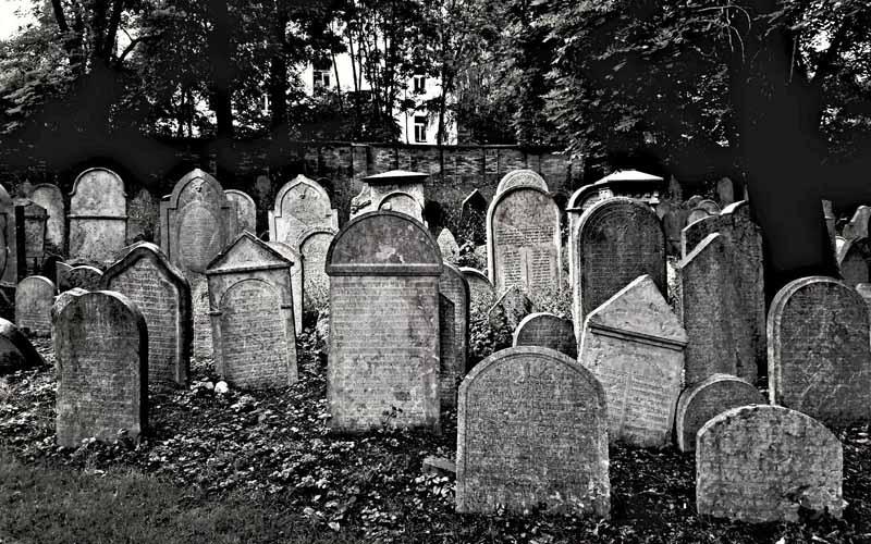Beware The Depraved Gatekeeper At This Paranormal Galveston Cemetery