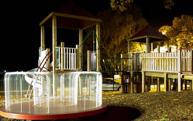 Don't Be Fooled By The Trickster Spirits Haunting This Lakeland Playground
