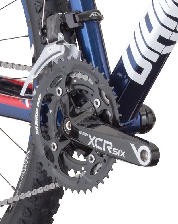 Want speed? With this drivetrain you got it.