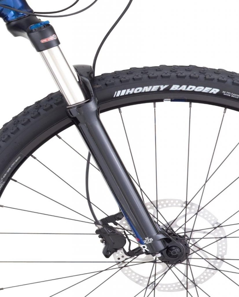 These wheels were made for conquering rugged terrain.