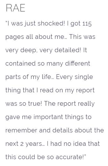 Numerologist.com User Reviews and Testimonials 3