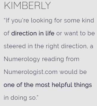 Numerologist.com User Reviews and Testimonials 2