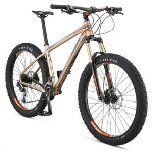 The Mongoose Ruddy is a value packed trail bike