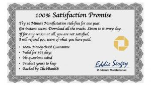 Satisfaction-guarantee-certified-by-Eddie-Sergey