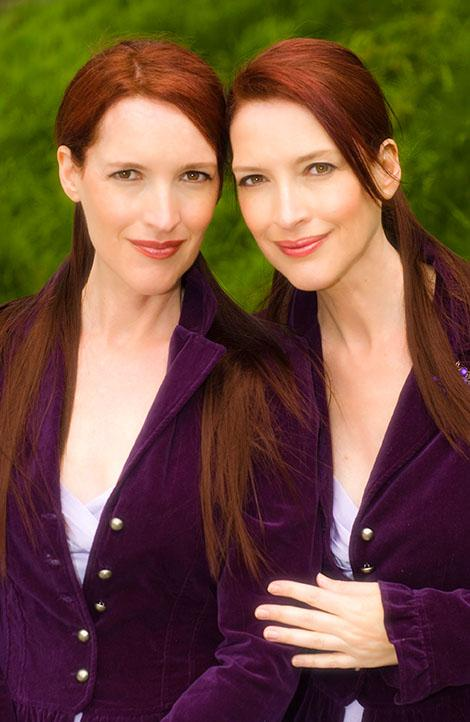 Mediums on TV: Terry and Linda Jamison, call themselves the The Psychic Twins