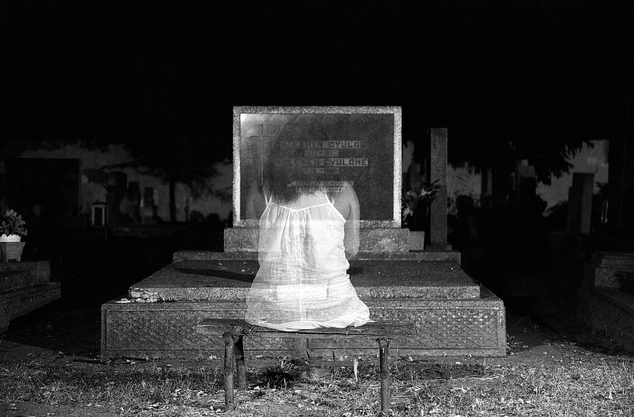 You're about discover how to see ghosts for real. Are you ready?