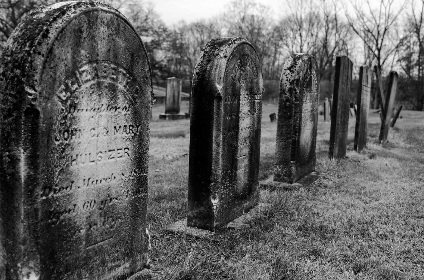 Some people have an innate ability to communicate with the dead.