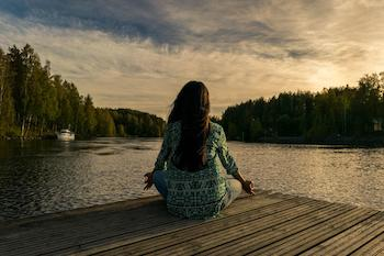 Meditation can you help get in touch with your spirit guide.