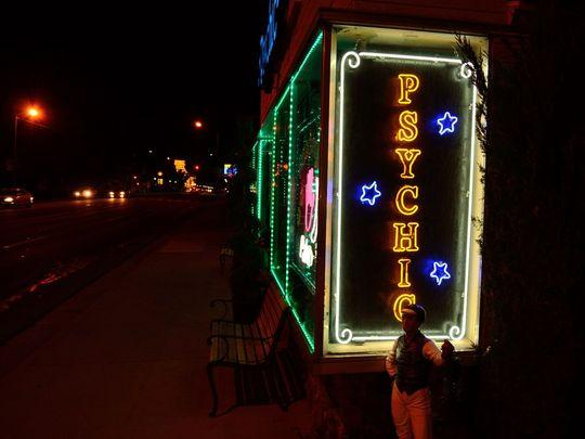Being skeptical when getting a psychic reading is healthy but make sure to keep an open mind as well.