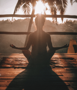 There is a balance between your mental health and spiritual wellbeing