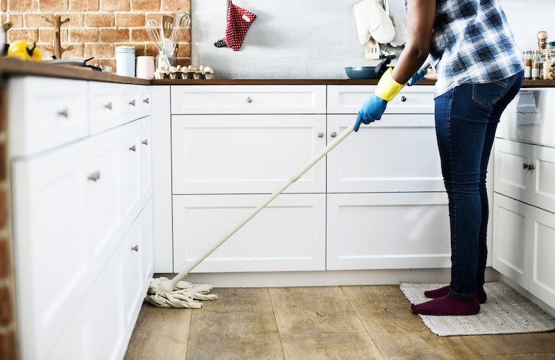 Cleaning is more than just a mundane task - it helps you stay mentally more efficient and healthy.