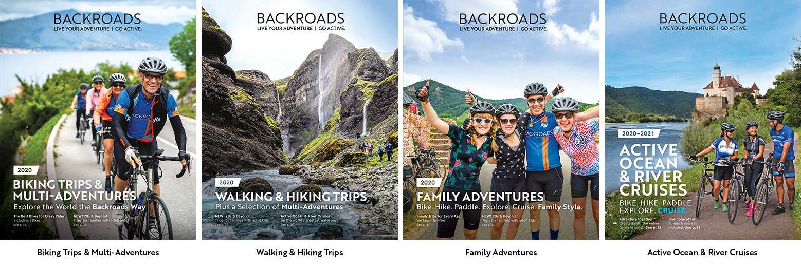 Backroads Catalogs