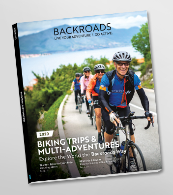 Backroads Active Travel: Bike Tours, Walking & Family Vacations