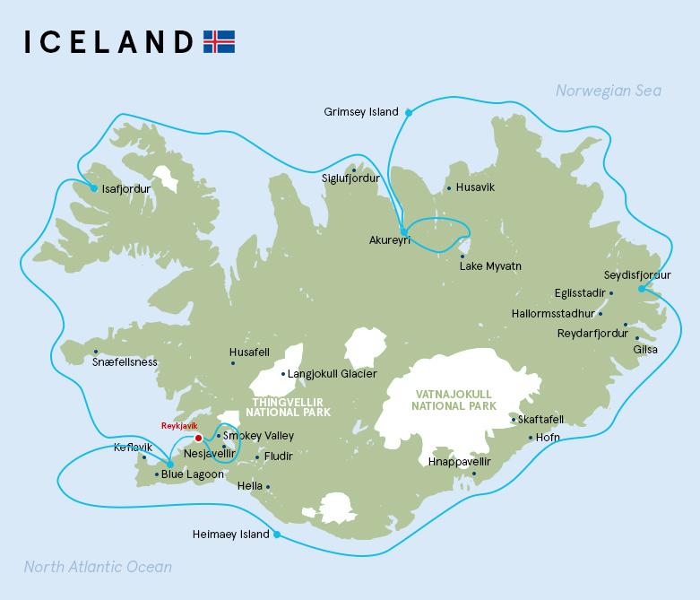 Iceland Cruise