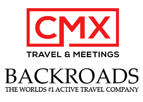 CMX and Backroads Logos