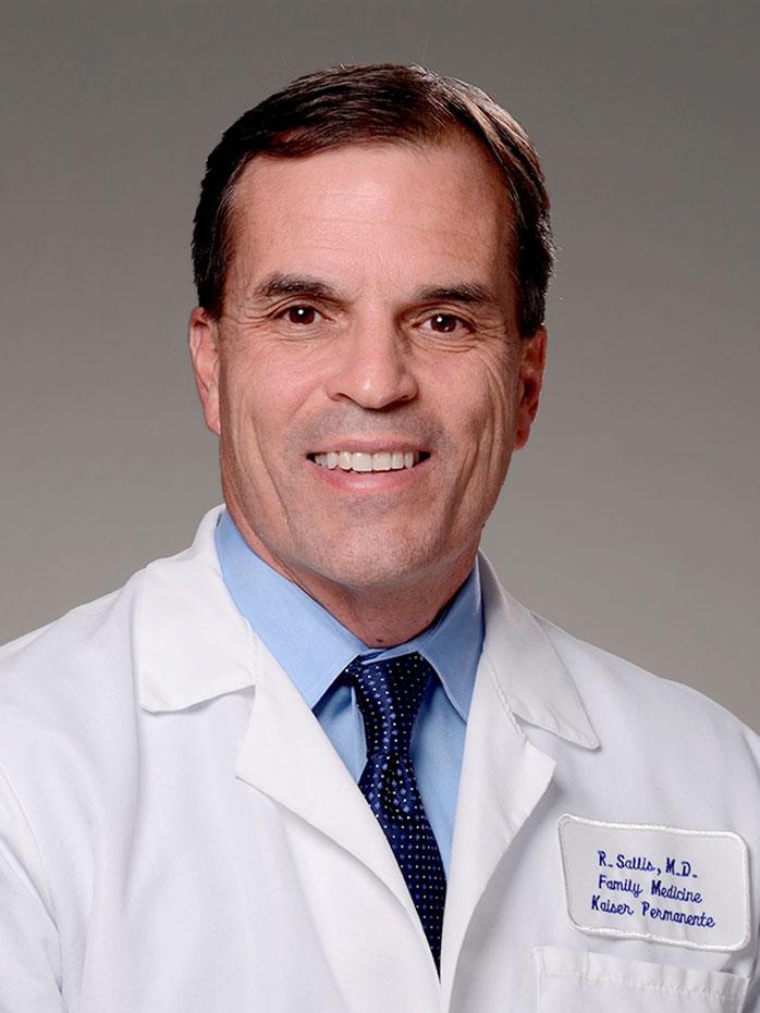 Robert Sallis, MD, FACSM, FAAFP