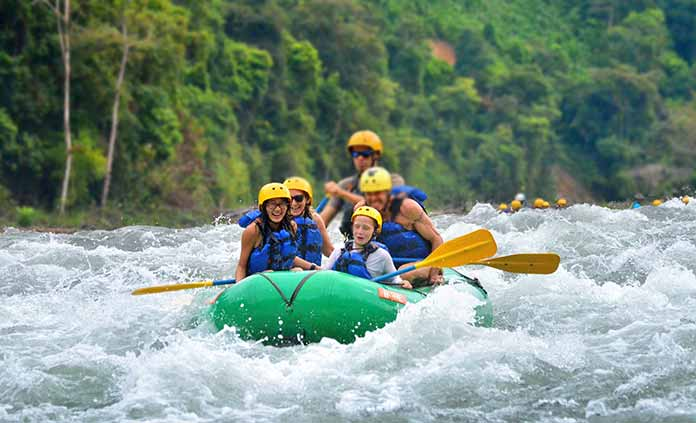New Family Multi-Adventure Tours - Younger Kids