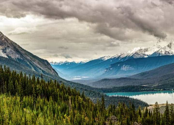 Canadian Rockies Walking & Hiking Tour guest photo
