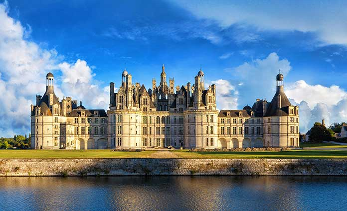 Loire Valley France Bike Tour