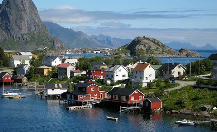 Norway & Sweden Bike Tours