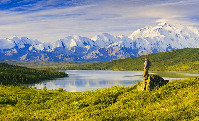 Alaska: Prince William Sound to Denali Multi-Adventure Tour