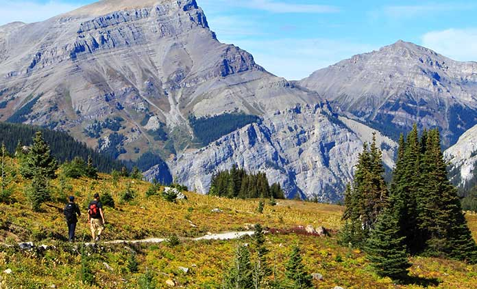 Canadian Rockies - Banff & Kananaskis Multi-Adventure Tour