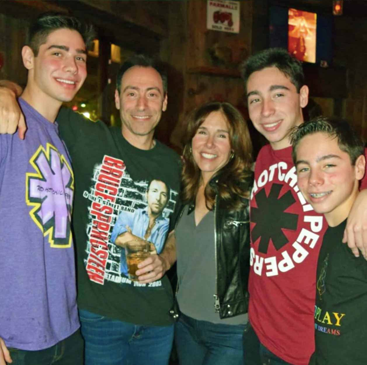 The Steinberg Family - Backroads