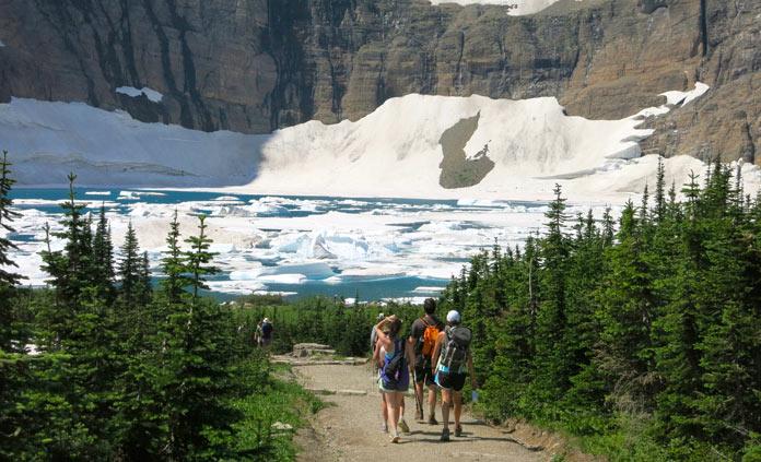 Glacier & Waterton Lakes Walking and Hiking
