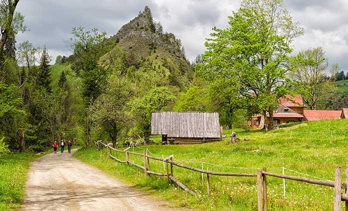 Poland & Slovakia Walking & Hiking Tour
