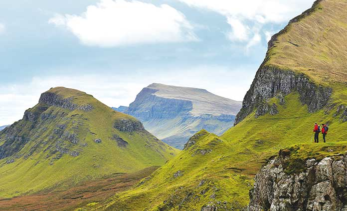 Scotland Walking & Hiking Tour