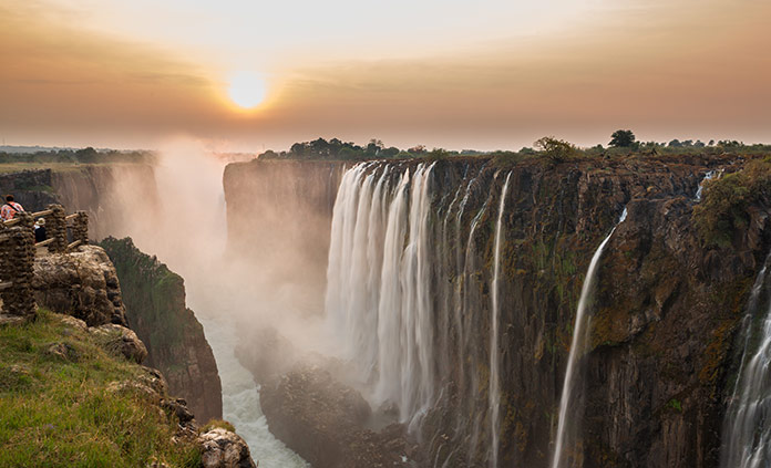Zambia, Zimbabwe & Botswana Active Safari Multi-Adventure Tour