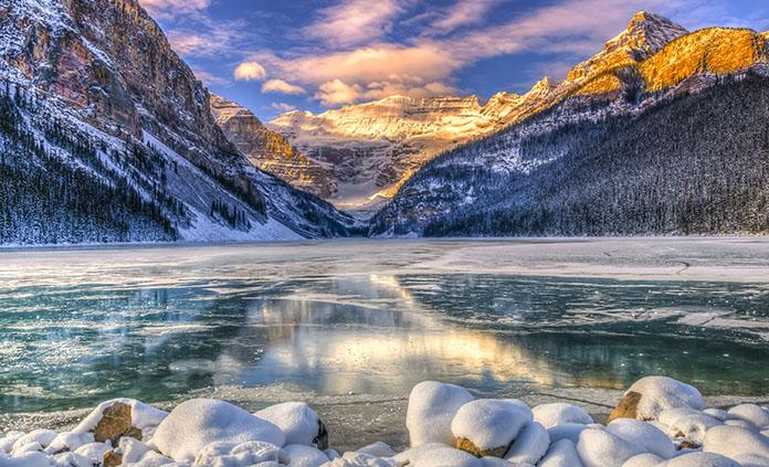 Canadian Rockies Snow Adventure