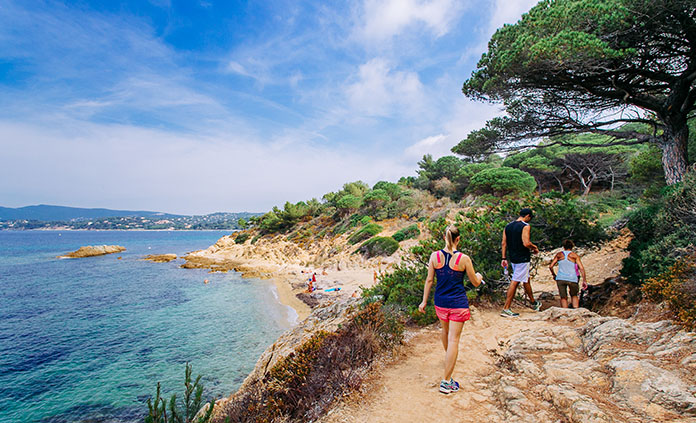 Provence to the French Riviera Bike Tour