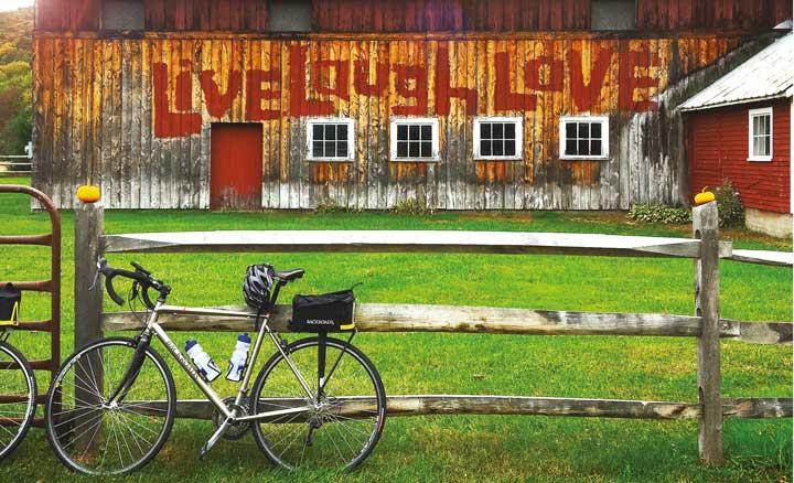 Vermont Bike Tour