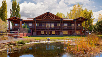 Boulder Mountain Lodge, Utah