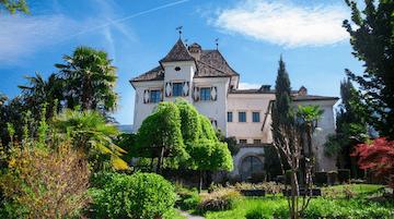 Castel Rundegg, Dolomites, Italy