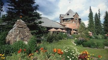 Deer Lodge, Lake Louise, Canada