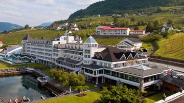 Hotel Ullensvang, Norway