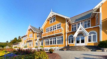 Solstand Hotel, Bergen, Norway