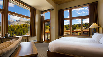Sunshine Mountain Lodge, Banff, Canada