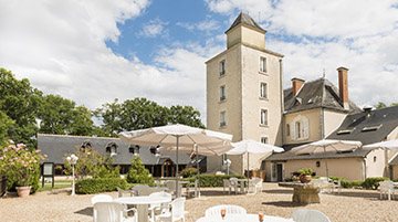 Relais des Landes, Loire Valley, France