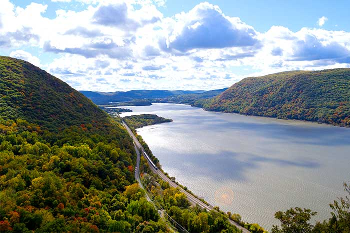 Hudson River Bike Tour