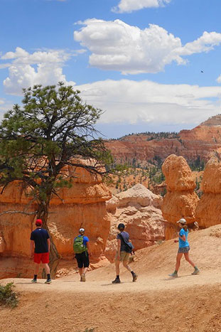 Bryce Amp Capitol Reef Family Multi Adventure Older Teens