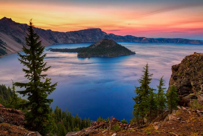 Crater Lake Family Multi-Adventure Tour