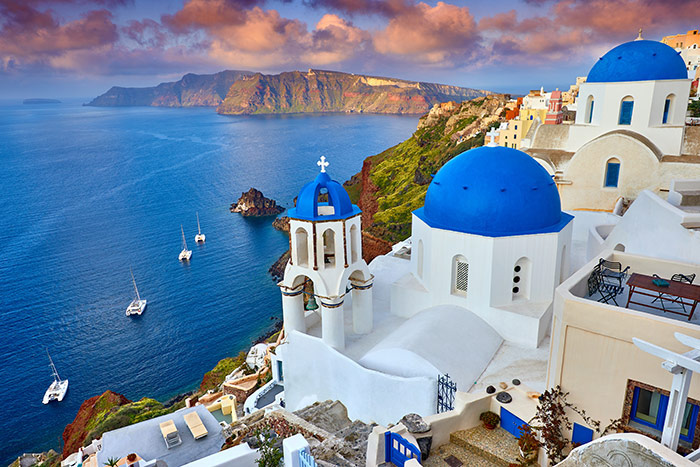 Santorini & Crete Multi-Adventure Tour