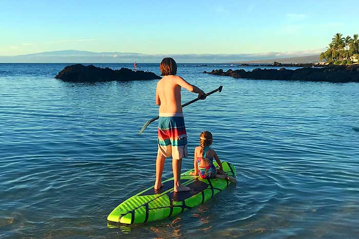 Backroads Hawaii Big Island Family Multi-Adventure Tour - Younger Kids