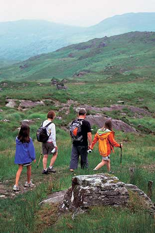 Ireland Family Multi-Adventure Tour