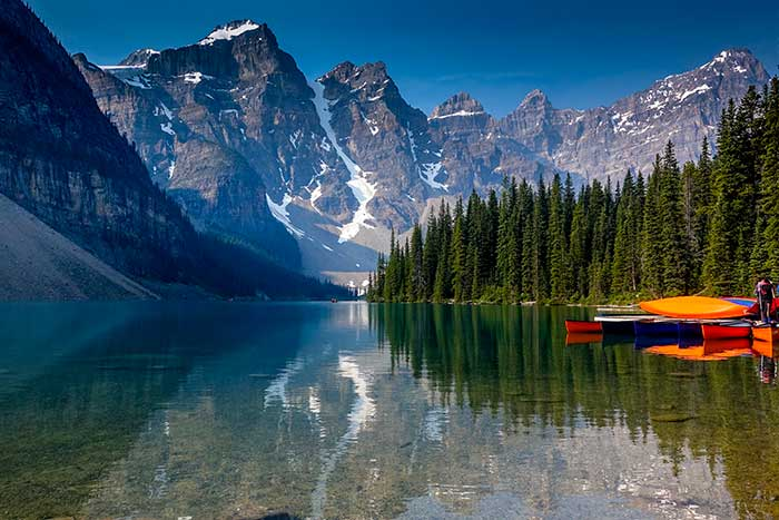 Banff to Jasper Family Multi-Adventure Tour