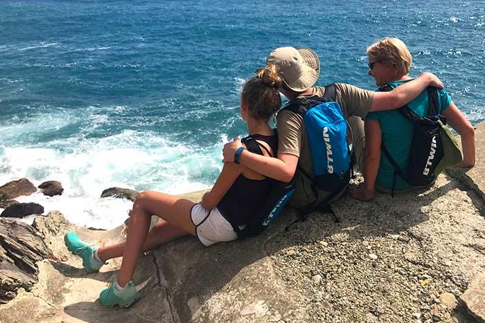Sardinia & Corsica Family Multi-Adventure Tour